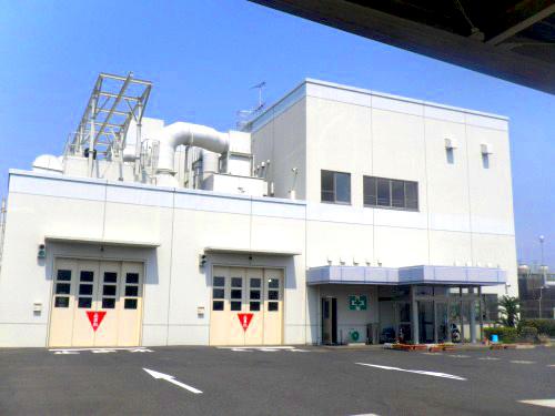 鹿児島市衛生処理センター外壁改修工事