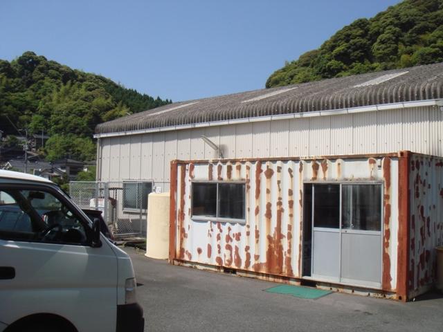 南日本クリーンマット吉田工場遮熱塗装工事