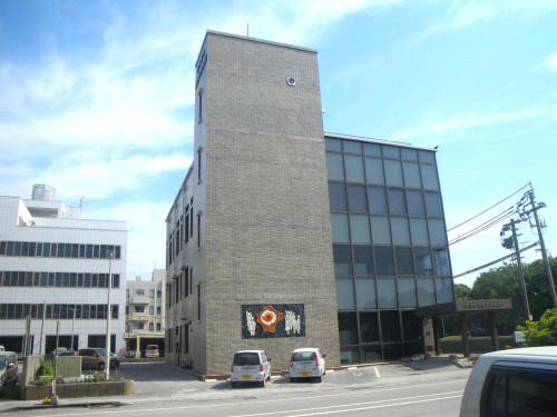 鹿児島県看護研修会館外壁改修工事