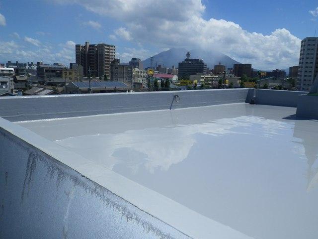 アジア技術社屋防水工事