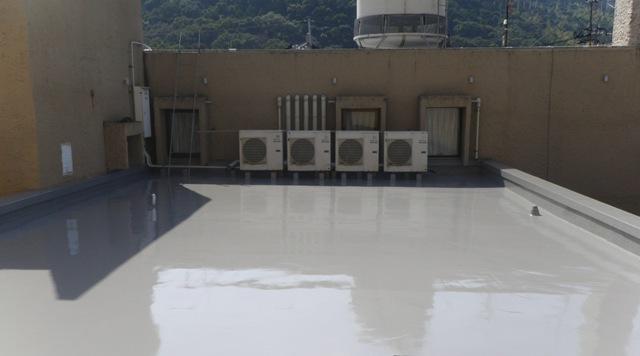 電源立地地域対策交付事業 川内文化ホール会議室棟屋上防水改修工事