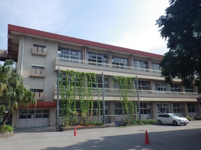 清水小学校校舎3号棟ほか1校外壁補修工事