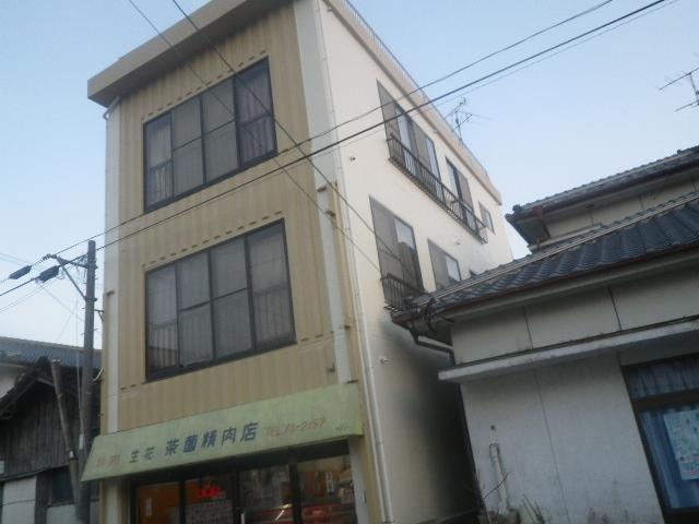 茶薗精肉店屋上防水外工事